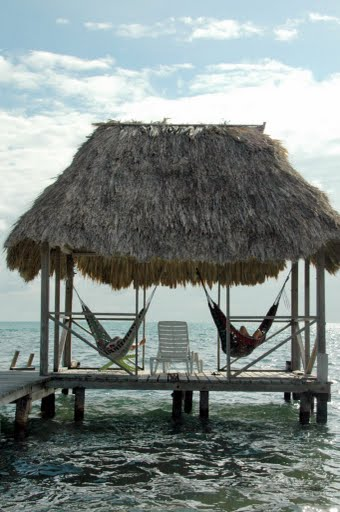 Beach Front in Belize