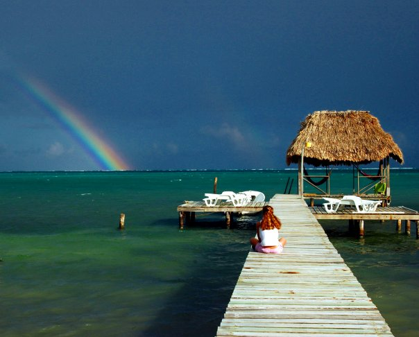 Barefootbeach Belize View